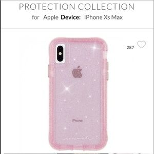 Casemate pink iphone xs max case
